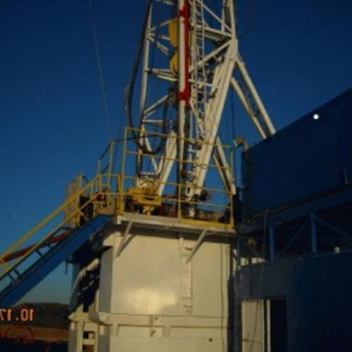 Drilling Rig Substructure