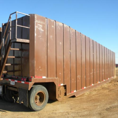 Used FRAC TANKS -- good shape