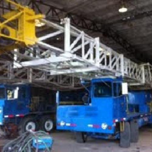 Well Service Equipment - Workover Rigs
