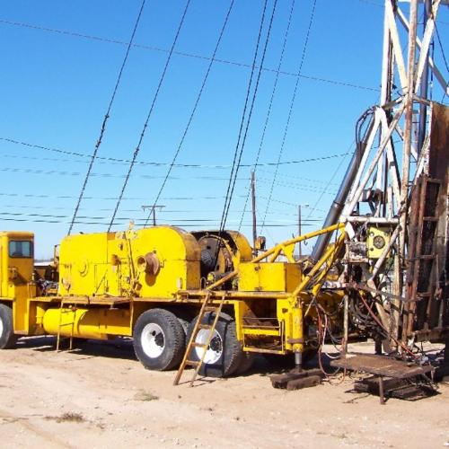 Drilling Rigs -- Workover