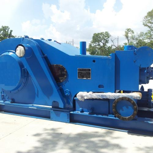 Pumps - Mud Pumps - Triplex