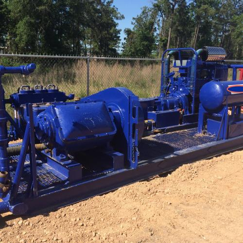Gaso Triplex Mud Pumps 160HP