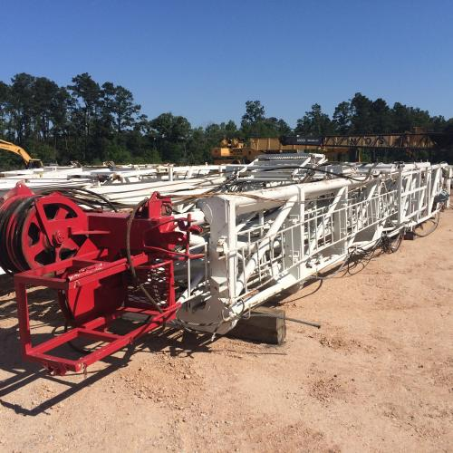 SKYTOP BREWSTER Mast 108 ft. x 250,000 lbs