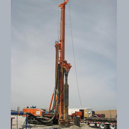 Used Drilling Rig -- Low Hours ! READY TO WORK  with tools