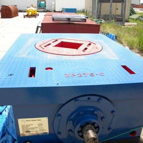 "27.5"" ZP Rotary Table"