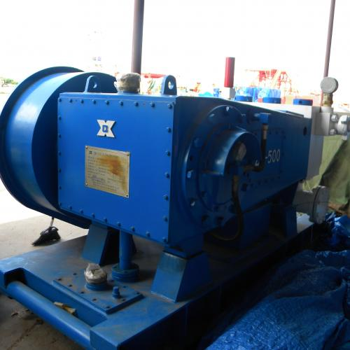 Triplex Mud Pump ZB-500HP