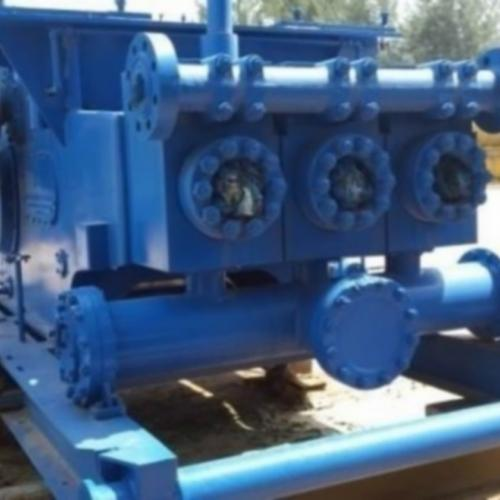 Triplex EMSCO Mud Pump  -- 1600hp