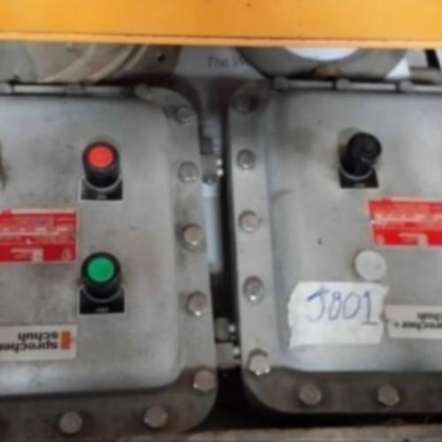 Panel Boxes -- Drilling Equipment Liquidation Sale