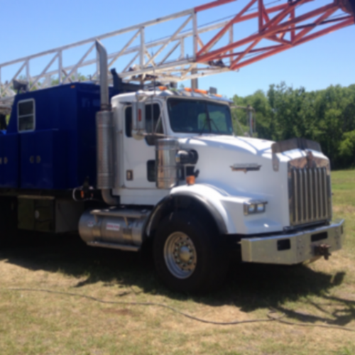 Used  Hydraulic Swab Rig for sale  - Truck Mounted