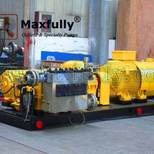 3S / 5S  New Model Water Injection Pumps