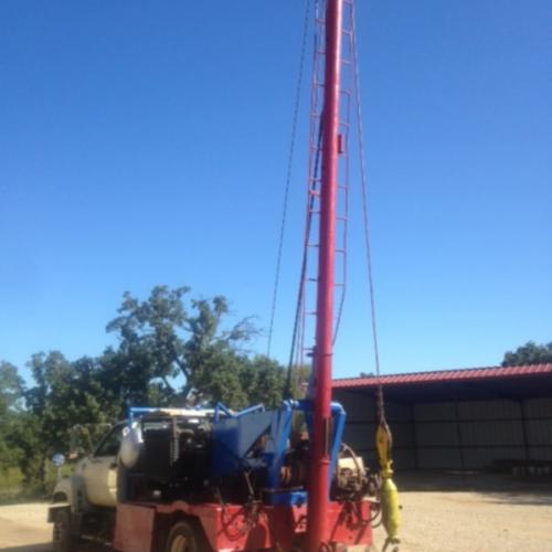 Workover Rig Used