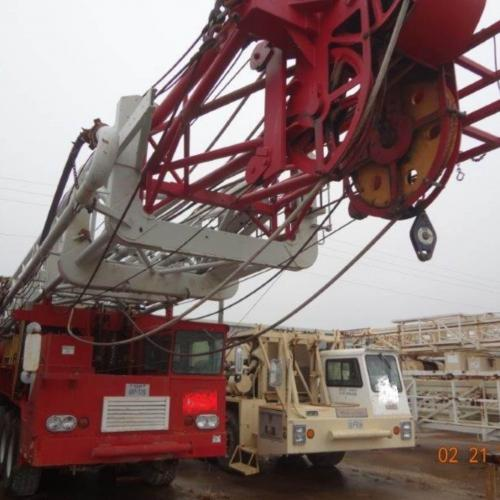 Workover Rig | Cabot