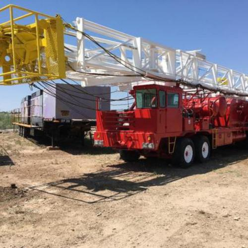 Workover Rig | Sky Top | 4210