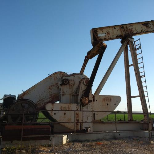 CMI 456 Pumping Unit (pump Jack) w/Arrow Gas Engine