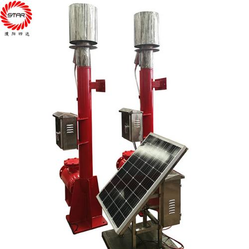 Sell Oilfield Use Environmental Protection Equipment Remote Control Electronic and Diesel Ignition Device