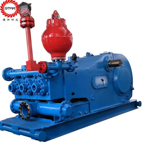 Sell Oilfield Use Well Drilling With Mud Tank Solid Control Mud Treatment Equipment Drilling Fluid Mud Pump