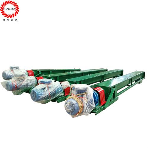 Oilfield Solid Control System Electric Screw Conveyer