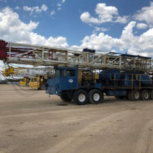 Workover Rig Package  for Sale